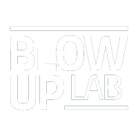 Blow Up Lab Logo
